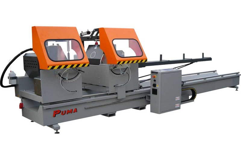 Double-head cutting machine Puma 450