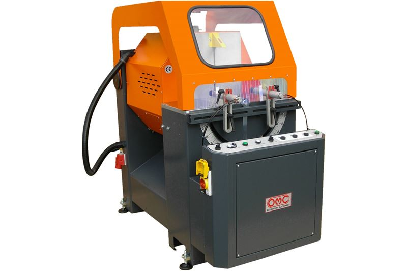 Single head cutting machine Cobra 450
